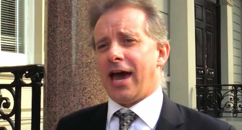 REPORT: Senior FBI Official Shared 'Russian Probe' Intel With Dossier Author Christopher Steele