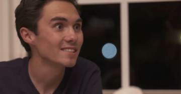 """DERANGED: David Hogg's Profanity-Laced Tirade, """"Pathetic F*ers"""" """"Blood On [NRA Member's] Faces"""" """"F*ers Aren't Getting Reelected"""" (VIDEO)"""