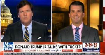 """Donald Trump Jr. on FISA Memo: """"This Is the Stuff You Read About from Banana Republics"""" (Video) #ReleaseTheMemo"""