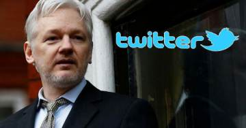 Project Veritas Exec Exposes Why Twitter Targets Julian Assange and Refuses to 'Blue Check' Verify His Account
