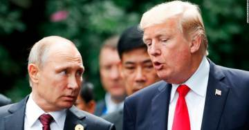 """TRUMP Rips Into """"Crazed"""" Media, Says """"Getting Along With Russia Is A Good Thing"""""""