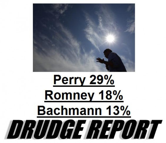 perry texas poll