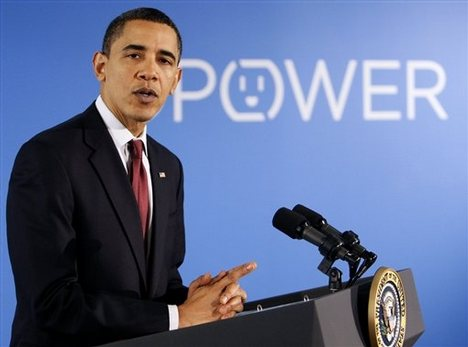obama wants power and control