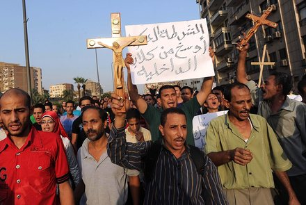 Egypt's Copts under Islamist Rule