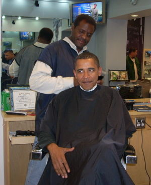 Find A Barber : ... Dollars at Work... Obama Flies in Barber From Chicago Every 10-14 Days