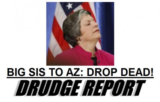 Obama White House to Arizona – Drop Dead …Update: Governor Brewer ...