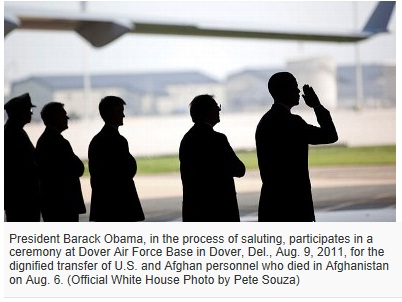Confirmed: Obama Sent Form Letters to Families of Fallen SEALs …Update: Bush Comforted Troops