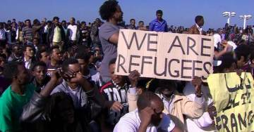 VIDEO: Israel Gives African Migrants 3 Months Leave Or Face Arrest And Prison