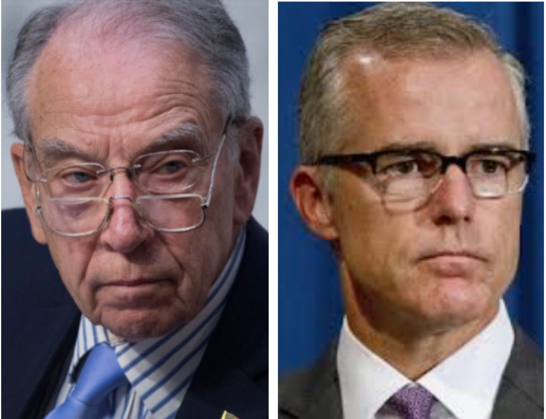 "Senate Judiciary Chair Grassley Demands Answers About ""Insurance Policy"" Against Trump Victory and FBI Brass Using Secret 'Untraceable' Phones to Talk to Hillary"