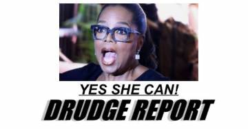 """YES SHE CAN! Oprah Says Old Racist White People """"Just Have to Die"""" (VIDEO)"""