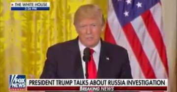 POTUS Trump: 'There Was Absolutely No Russian Collusion; Interview With Robert Mueller Seems Unlikely' (VIDEO)