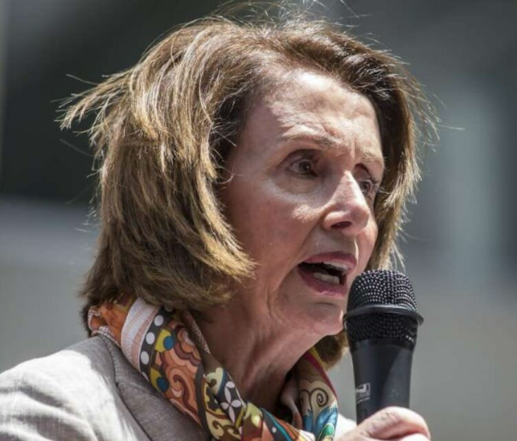 Crazy Pelosi Brags About Protecting DREAMERS After Senate Democrats Block Funding in Favor of Illegal Aliens