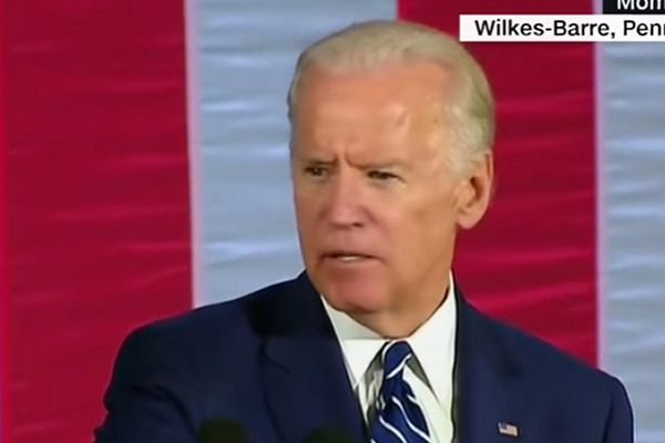 """Once Again… Joe Biden Threatens to """"Beat the Hell Out of"""" President Donald Trump (Video)"""