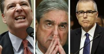 """President Trump Goes on Sunday Morning Tweetstorm: Trashes Mueller, McCabe and Liar Comey and their """"Fake Memos"""""""