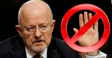 HERE WE GO=> House Intel Members Accuse James Clapper Of Providing 'Inconsistent Testimony' About Contact With Media
