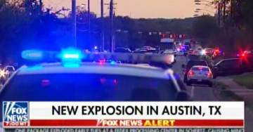 Austin Bomber Blows Self Up! — Identified as 24-Year-Old White Male from Local Community