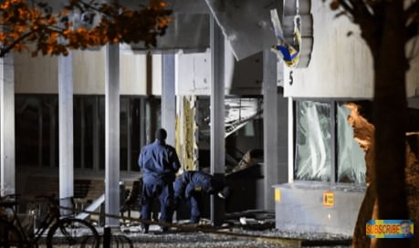 TRUMP WAS RIGHT! Seven Bombings In Sweden in Last 12 Days