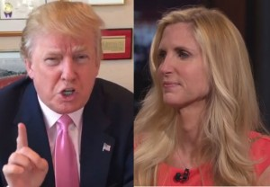 Trump to Visit Border Wall Prototypes on Jan. 30th – He Should Take Ann Coulter With Him