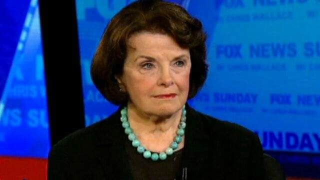 """SHOCK CLAIM=> Dianne Feinstein Says She Was """"Pressured"""" to Release Fusion GPS Transcript – Immediately Backtracks"""
