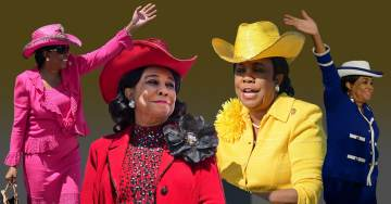 Frederica 'Rodeo Clown' Wilson Joins Other Black Democrat Lawmakers in Boycotting Trump's State of the Union Address