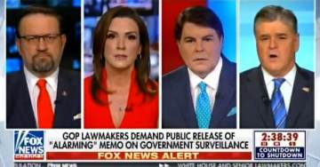 Gregg Jarrett: I Suspect This FISA Document Will Show Numerous Felonies By Top Officials — With Up to 10 Years Behind Bars (VIDEO)