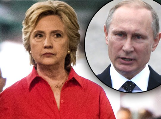 Hillary Clinton Quickly Rushed TEN Russian Spies Back to Moscow Before FBI Could Question Them