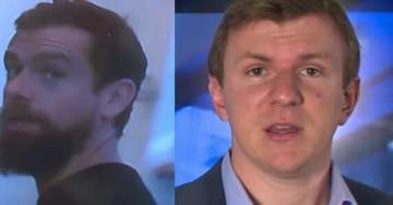 """""""Tic-Tock, Tic-Tock, @Jack"""": James O'Keefe Fires Off Another Ominous Warning At Twitter CEO (VIDEO)"""
