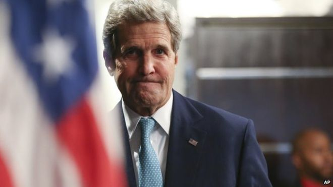 John Kerry Approved Visas for Russian Operatives to Enter US in 2014 and 'Interfere' with Election