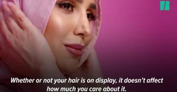 Can't Make It Up=> Hijab-Wearing Model Stars in L'Oreal Hair Campaign (VIDEO)