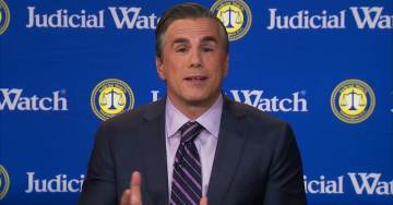 TOM FITTON: Judicial Watch Has 'Document After Document' Proving Clintons Have Been 'Looting and Abusing' Haiti For Years (VIDEO)