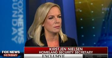 """Democrats Lied=> Trump Homeland Security Chief: I Don't Recall Trump Making """"Sh*thole Countries"""" Comments (Video)"""