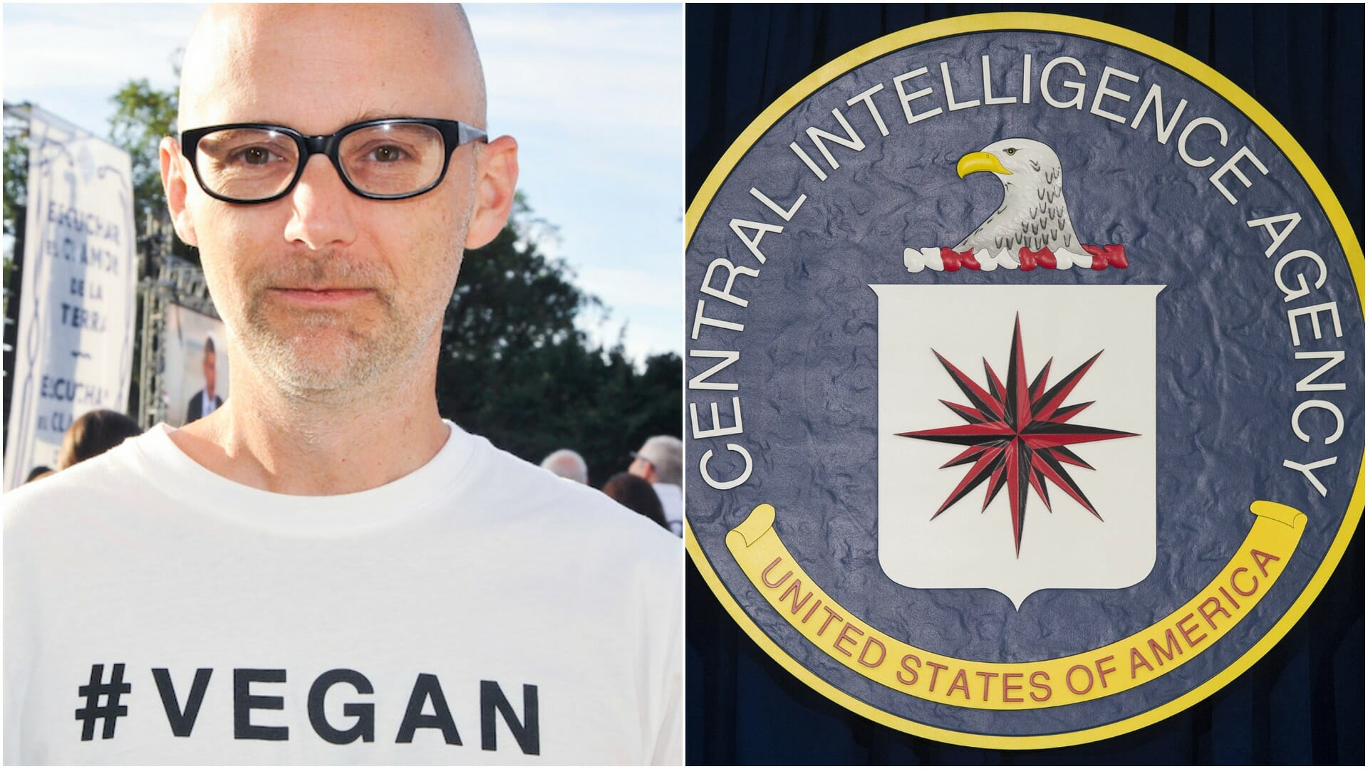 Moby Bizarrely Claims the CIA Asked Him to Push Trump-Russia Collusion Hysteria (AUDIO)