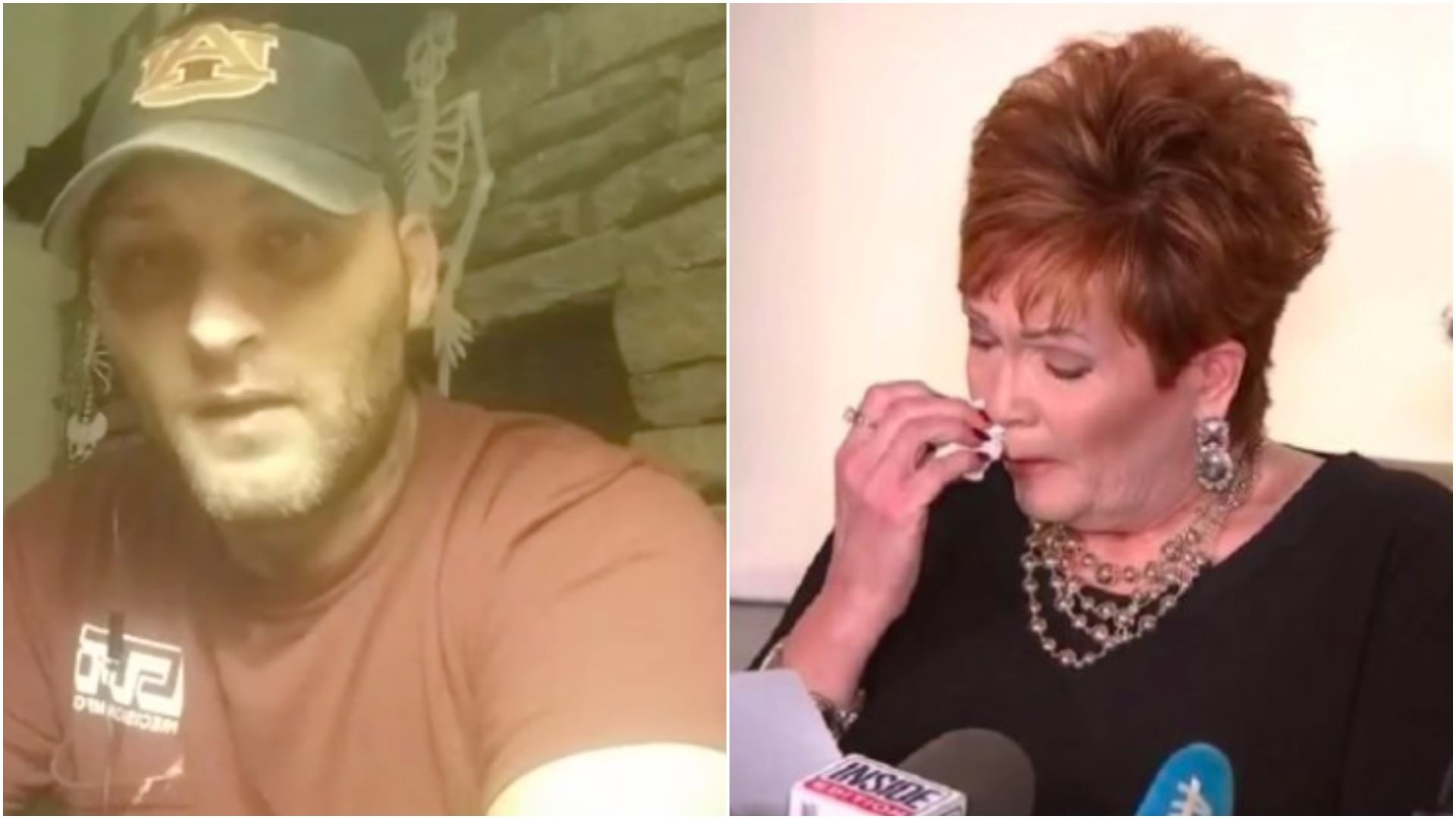 Stepson of Roy Moore Accuser Says She's LYING - 'I STAND BEHIND THE JUDGE 100%' (VIDEO)