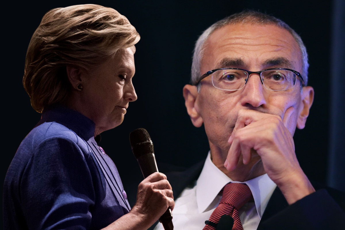 John Podesta, Hillary's Creepy Campaign Manager, Now in Middle of Obama's Illegal Spying on Trump and Phony Dossier