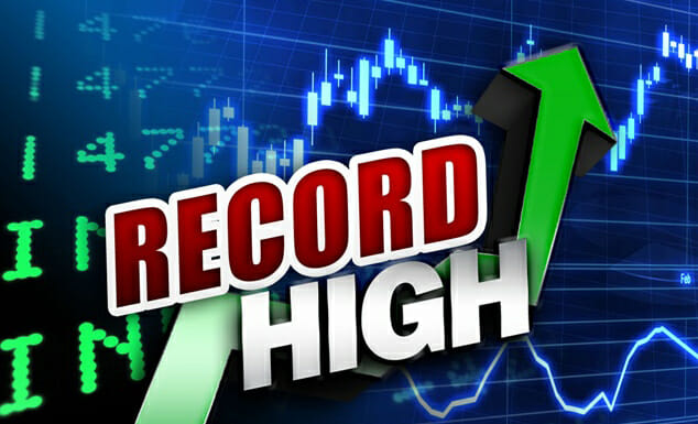 Markets Set New All Time Highs Again Today – Dow Up More than 7,200 Points Since 2016 Election – Nearly Every Third Day a New All Time High!