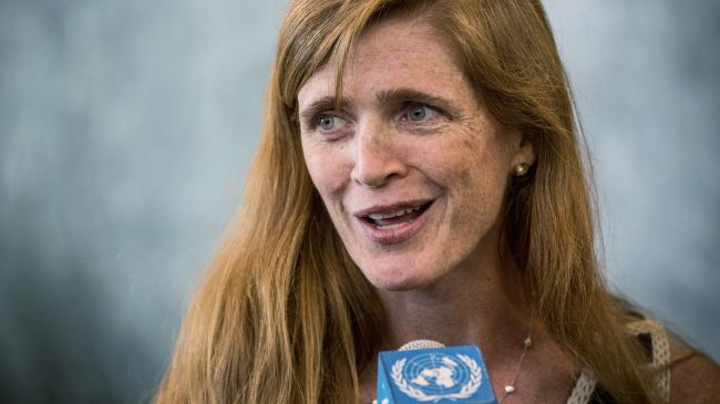 Samantha Power Backpedals After Issuing Veiled Threat to President Trump