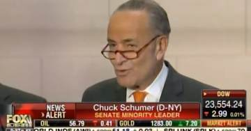 """Schumer on 2013 Shutdown: """"You Shouldn't Hold Millions of People Hostage"""" Over an Issue (Video) #SchumerShutdown"""