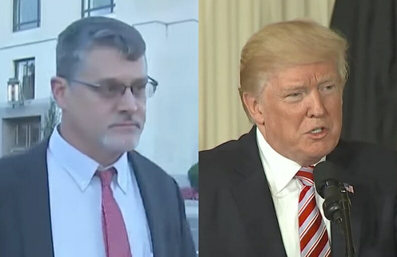 Fusion GPS Founder Glenn Simpson Tells Congress Trump Was Unsuitable to be President