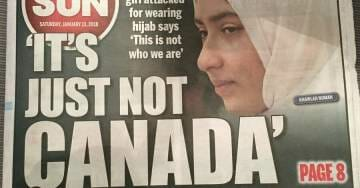 FAKE HATE: 11 Year-Old Muslim Girl Claimed Man Tried to Cut Her Hijab — Admits She Lied