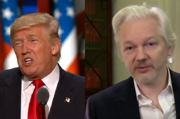 Former CIA Analyst Says Trump Admin Wants Assange's Head on a Platter