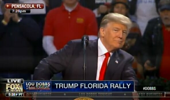SHOCK POLL: Trump Wipes the Floor With Oprah in Florida