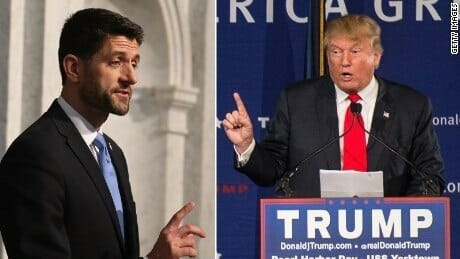 Paul Ryan's Omnibus Bill Provides More Money to New York to New Jersey Tunnel than to Trump Border Wall